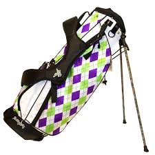 This hip golf bag!